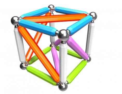 Imagine 4Set constructie Neon, 92 piese