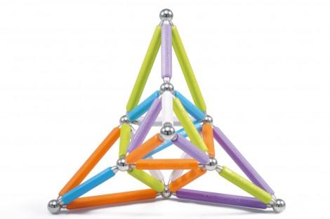 Imagine 4Set constructie Neon, 44 piese