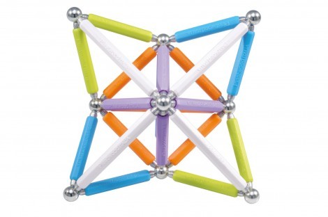 Imagine 5Set constructie Neon, 44 piese