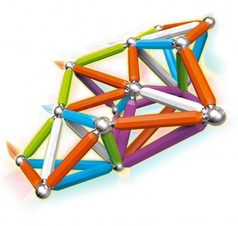 Imagine 3Set constructie Neon, 66 piese