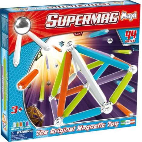 Imagine 1Set constructie Neon, 44 piese