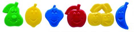 Imagine 2Set Magnetic - Sa Invatam Fructele