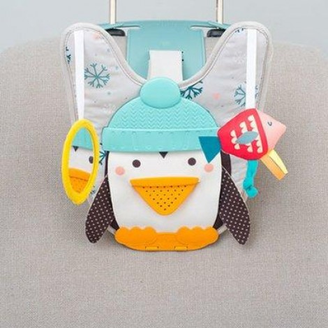 Imagine 2Jucarie auto - Pinguinul muzical