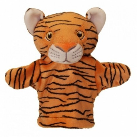 Imagine 1Prima mea papusa de mana - Tigru