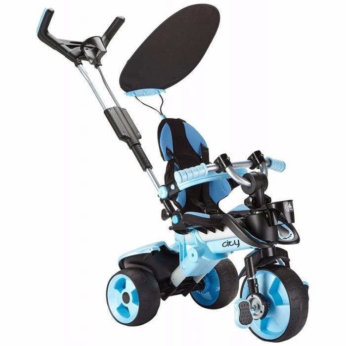 Tricicleta City Blue