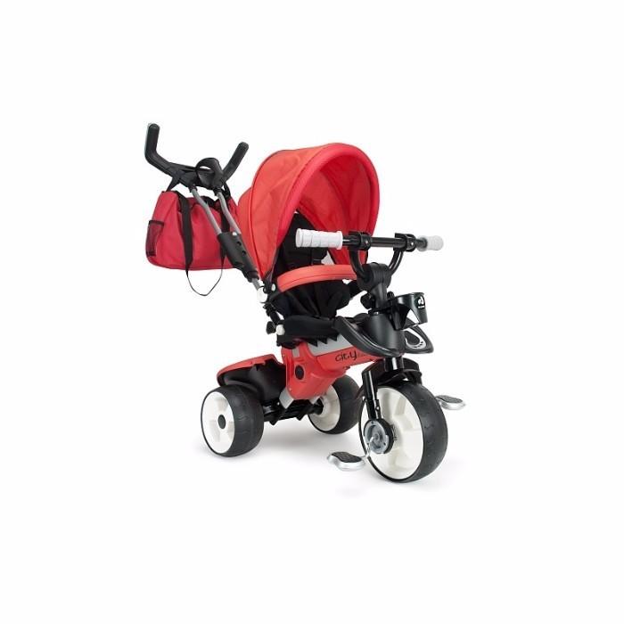 Tricicleta City Max Red