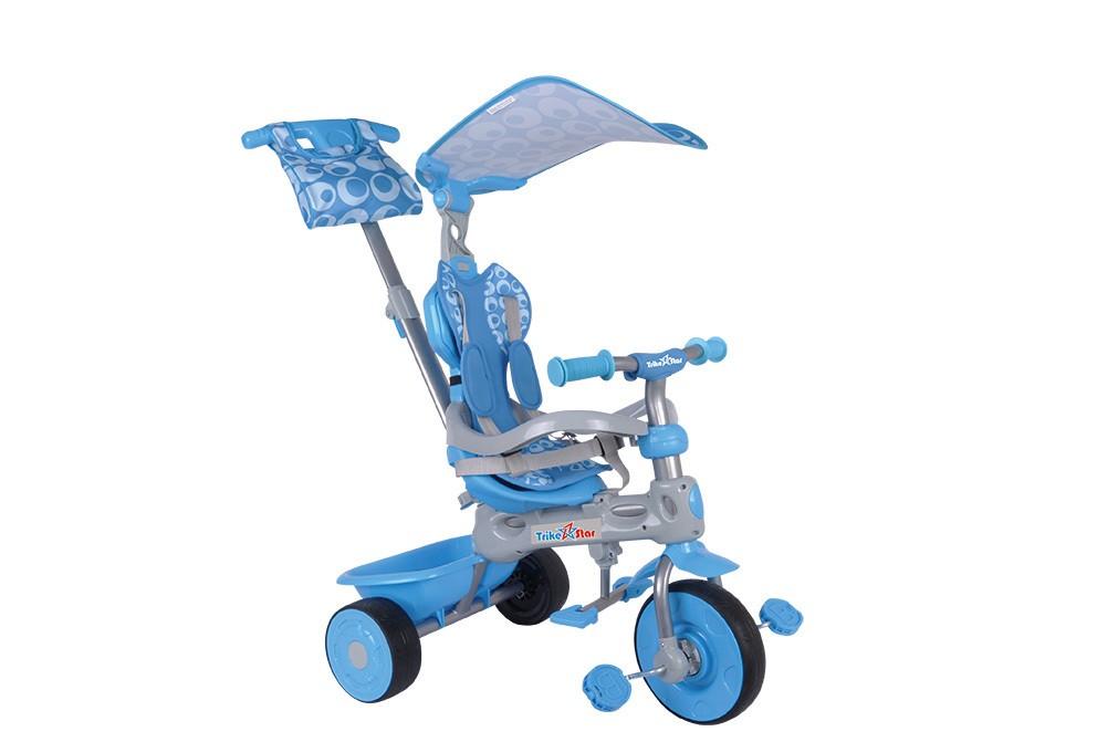Tricicleta Comfort 3 in 1