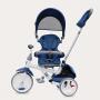 Imagine 3Tricicleta cu sezut rotativ Coccolle Evo (2019) Albastru