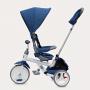 Imagine 4Tricicleta cu sezut rotativ Coccolle Evo (2019) Albastru
