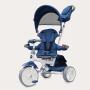 Imagine 5Tricicleta cu sezut rotativ Coccolle Evo (2019) Albastru