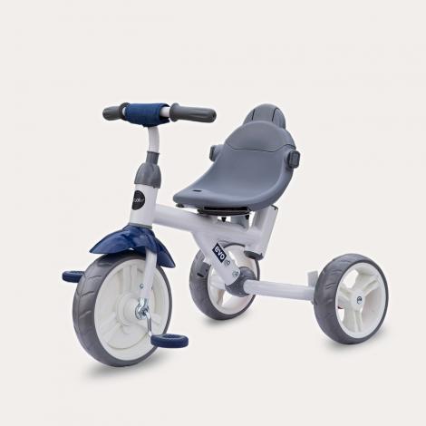 Imagine 7Tricicleta cu sezut rotativ Coccolle Evo (2019) Albastru