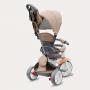 Imagine 6Tricicleta cu sezut rotativ Coccolle Evo (2019) Bej