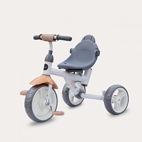 Imagine 7Tricicleta cu sezut rotativ Coccolle Evo (2019) Bej