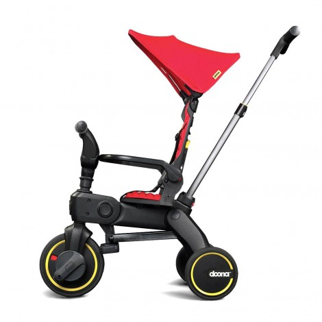 Imagine 2Tricicleta Liki Trike S3 Flame Red