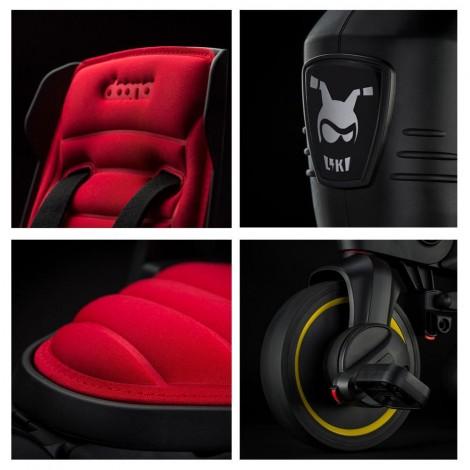 Imagine 9Tricicleta Liki Trike S3 Flame Red
