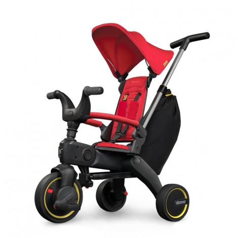 Imagine 1Tricicleta Liki Trike S3 Flame Red