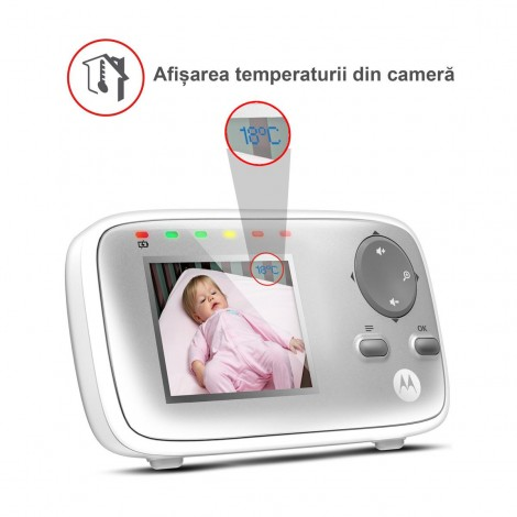 Imagine 2Video Monitor Digital Motorola MBP482