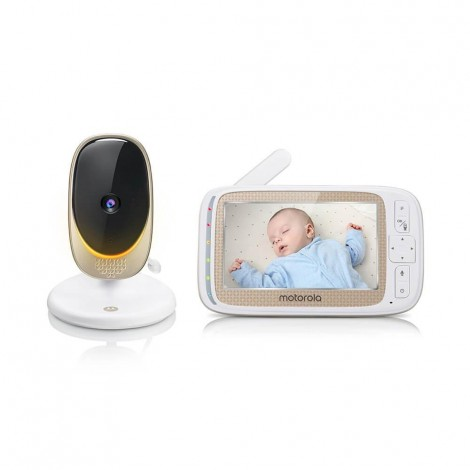Imagine 2Video Monitor Digital + Wi-Fi Motorola Comfort60 Connect