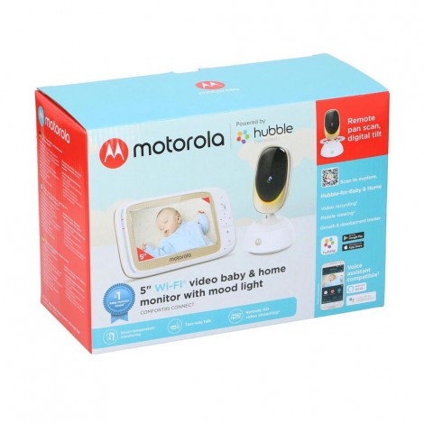 Imagine 5Video Monitor Digital + Wi-Fi Motorola Comfort85 Connect