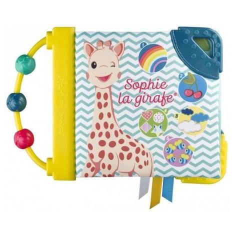 Imagine 1Cartea educativa a Girafei Sophie