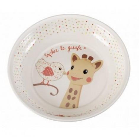 Imagine 3Set pentru masa Girafa Sophie & Kiwi, In Blister