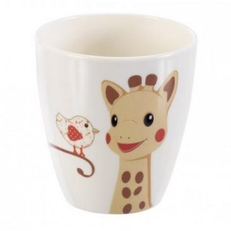 Imagine 4Set pentru masa Girafa Sophie & Kiwi, In Blister