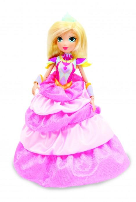 Imagine 1Papusa Regal Academy Diamond Princess - Rose