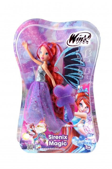 Imagine 1WINX PAPUSA SIRENIX MAGIC - Bloom