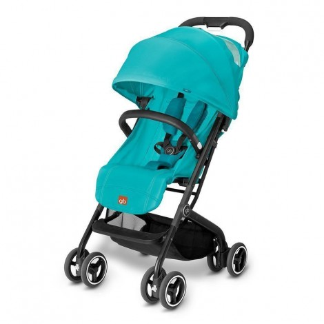 Imagine 1Carucior sport gb Qbit Capri Blue