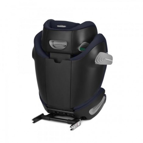 Imagine 6Scaun Auto Solution S I-Fix 15 - 36 Kg, Navy Blue