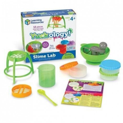Imagine 2Yuckology - Laboratorul de slime