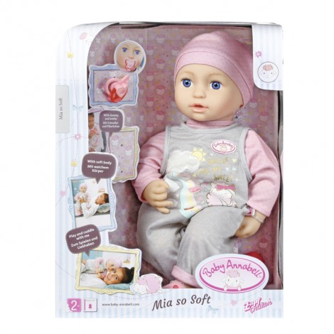 Imagine 1Baby Annabell - Papusa Mia