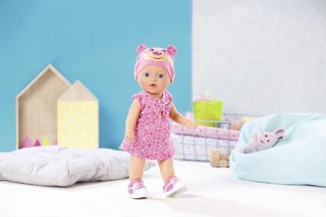 Imagine 2My Little BABY Born - Papusa Pot sa merg - 32 cm