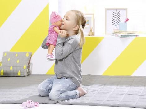 Imagine 3My Little BABY Born - Papusa Pot sa merg - 32 cm