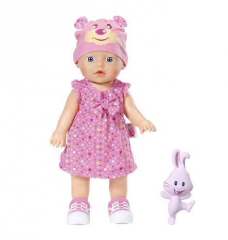 Imagine 1My Little BABY Born - Papusa Pot sa merg - 32 cm