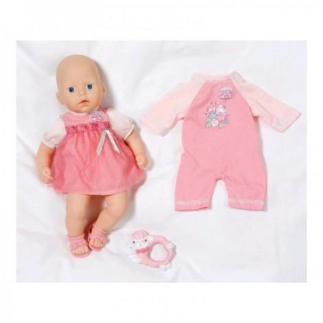 Imagine 1Primul meu bebelus Annabell cu hainute roz