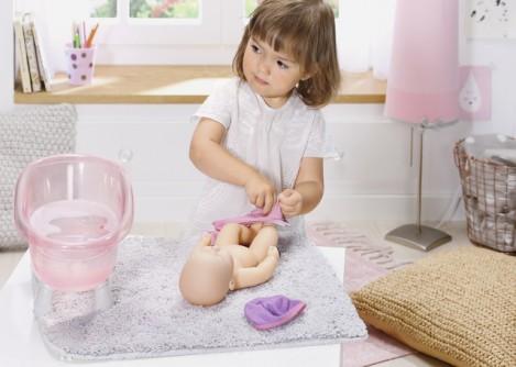 Imagine 6Primul meu bebelus Annabell – Hai la baita