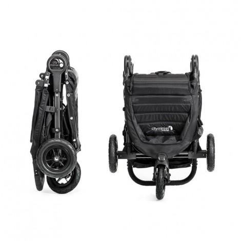 Imagine 7Carucior City Mini GT 3 Black