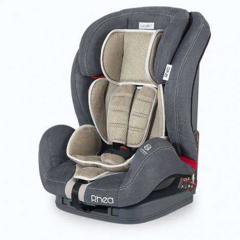 Imagine 2Scaun Auto cu Isofix Rhea 9-36 kg Grey