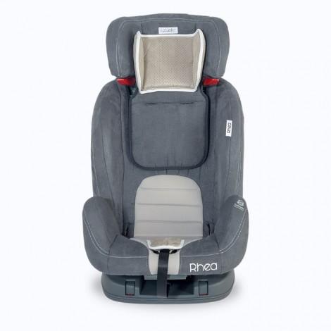 Imagine 3Scaun Auto cu Isofix Rhea 9-36 kg Grey