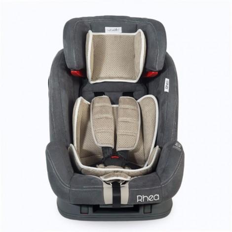 Imagine 7Scaun Auto cu Isofix Rhea 9-36 kg Grey