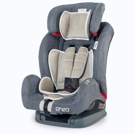Imagine 1Scaun Auto cu Isofix Rhea 9-36 kg Grey