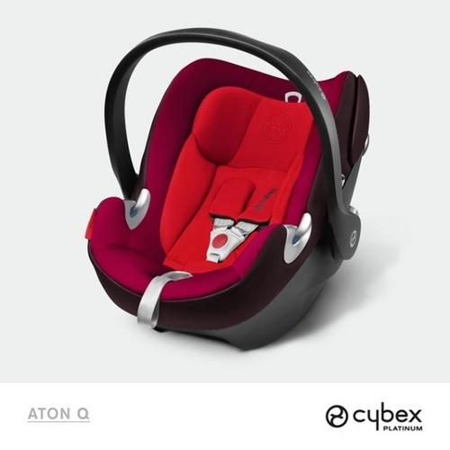 Scaun Auto Aton Q Mars Red