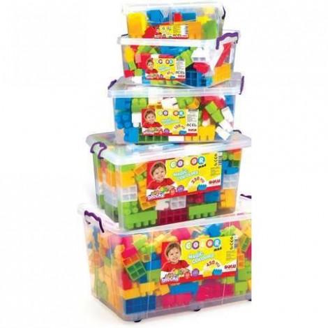 Imagine 2Cutie cu 48 cuburi colorate