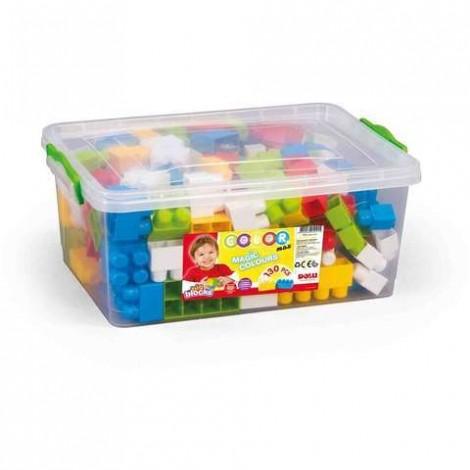 Imagine 1Cutie depozitare cu 130 cuburi