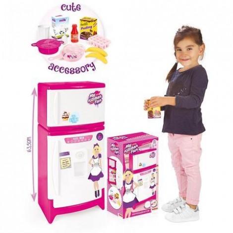 Imagine 1Frigider de jucarie pentru fetite