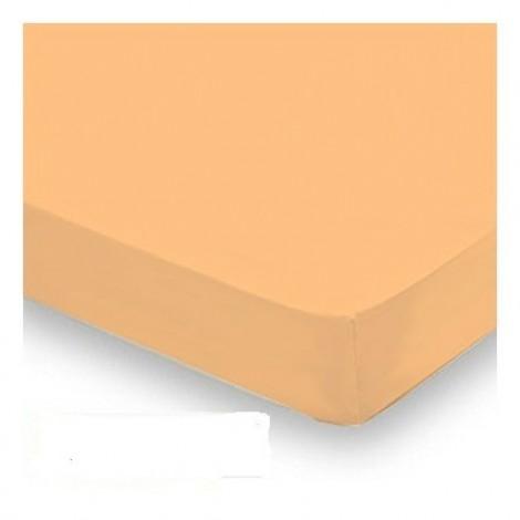 Imagine 2Cearceaf jerse cu elastic Orange