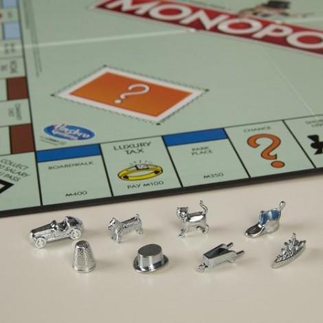 Imagine 2Joc de Societate Monopoly Mania Pionilor