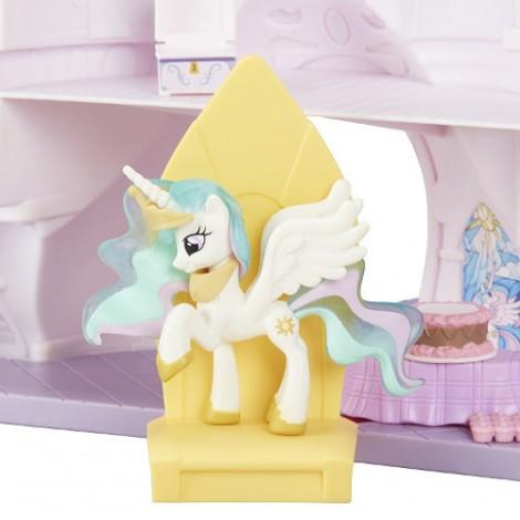 Imagine 3Castelul din Canterlot - My Little Pony