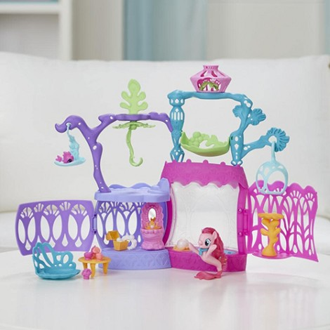 Imagine 3Set My Little Pony Laguna cu Scoici